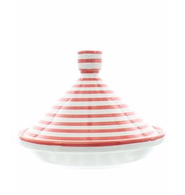 Chabi Chic Tagine Zebra Style - Red