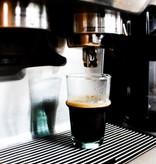 Verre Beldi mouthblown espresso shot glass 8cl
