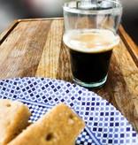 Verre Beldi Verre espresso soufflé - Transparant 8cl