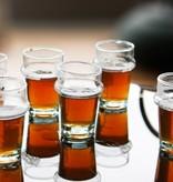 Verre Beldi Verre à thé soufflé - Transparant 12cl