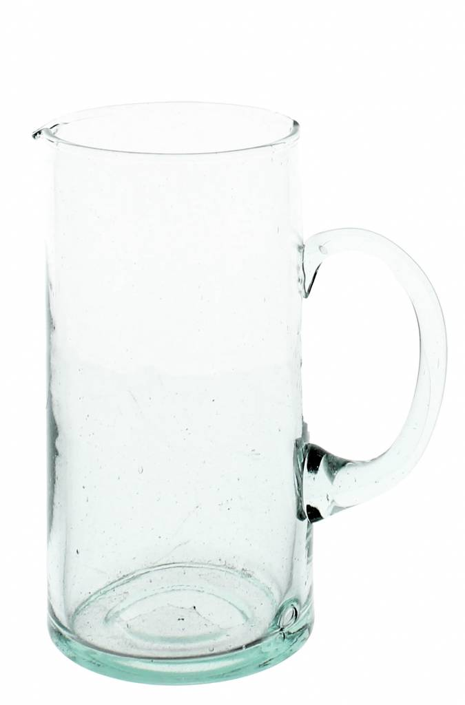 Verre Beldi Handgeblazen karaf 1L - Transparant