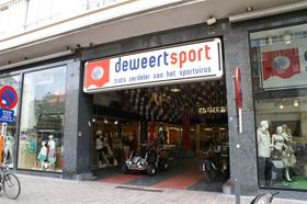 Onze winkel in Oostende