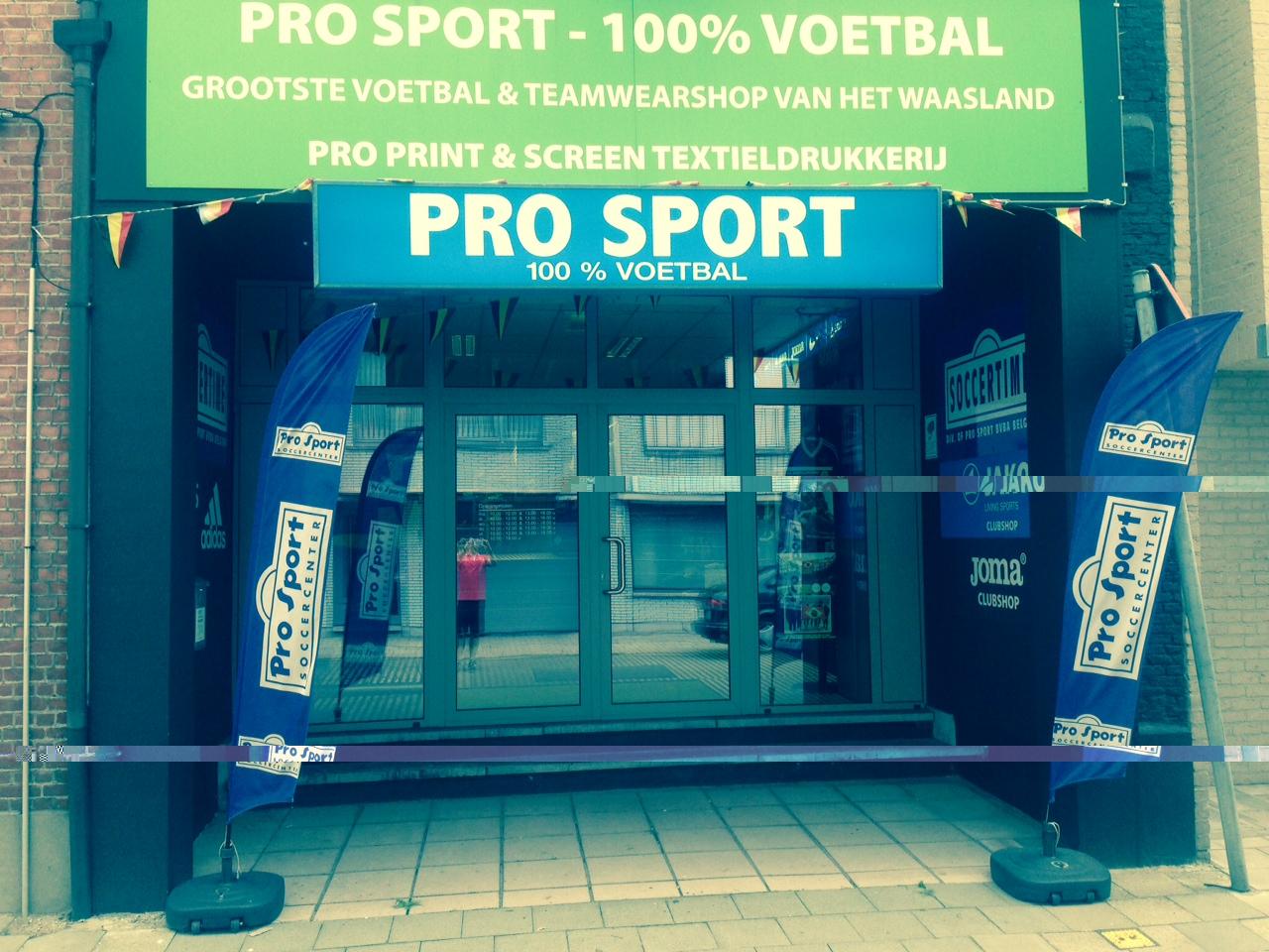 Onze winkel in Sint-Gillis-Waas