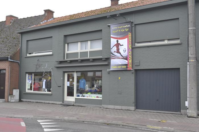 Onze winkel in Sint-Eloois-Winkel