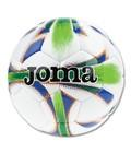 Soccer Bal Dali - Kleur : Wit - Groen