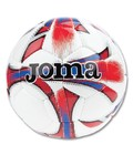 Dali Soccer ball T4 - Couleur : Blanc - Rouge