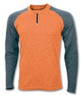Joma T-shirt Skin - Couleur : Orange - Noir