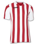 Joma T-shirt Copa - Couleur : Rouge - Blanc