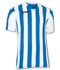 Joma T-shirt Copa - Couleur : Royal - Blanc