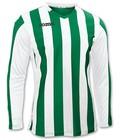 Joma T-shirt Copa - Couleur : Vert - Blanc