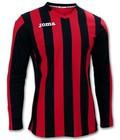 Joma T-shirt Copa - Couleur : Rouge - Noir