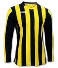 Joma T-shirt Copa - Couleur : Jaune - Noir