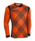 Joma Goal Keeper T-shirt Derby - Couleur : Orange - Noir