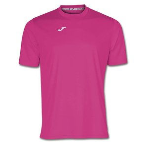 Joma T-shirt Combi - Couleur : Fuchsia