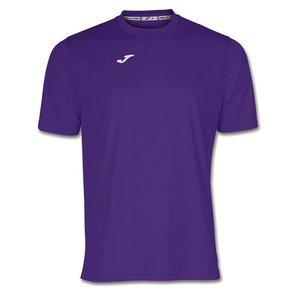 Joma T-shirt Combi - Couleur : Pourpre