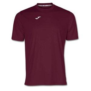 Joma T-shirt Combi - Couleur : Bordeaux