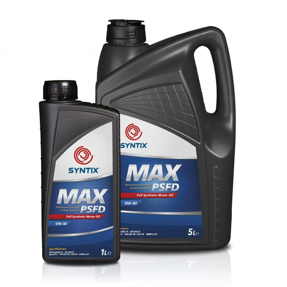 SYNTIX MAX PSFD 0W40