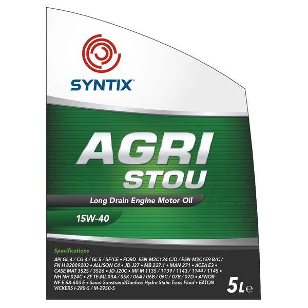SYNTIX AGRI STOU 15W40