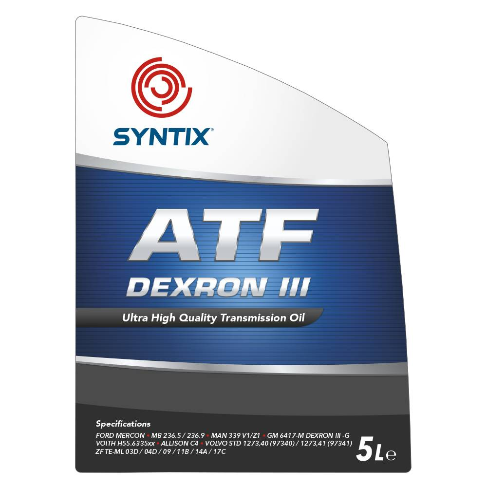 syntix atf dexron iii syntix lubricants. Black Bedroom Furniture Sets. Home Design Ideas