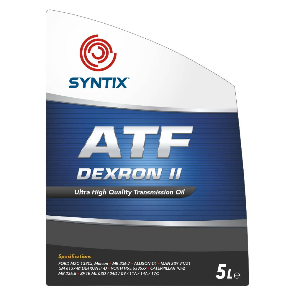 syntix atf dexron ii syntix lubricants. Black Bedroom Furniture Sets. Home Design Ideas