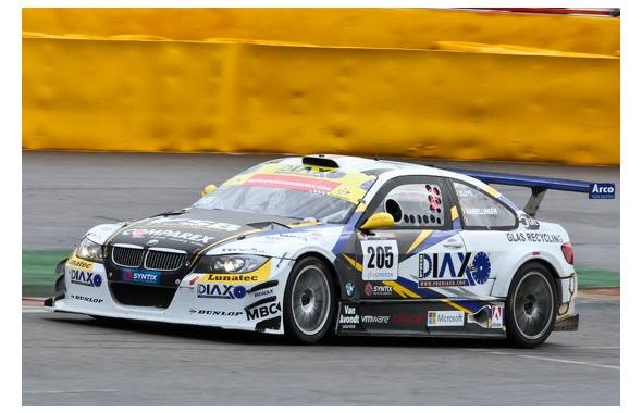 SYNTIX Lubricants congratulates EMG Motorsport and JR Motorsport!
