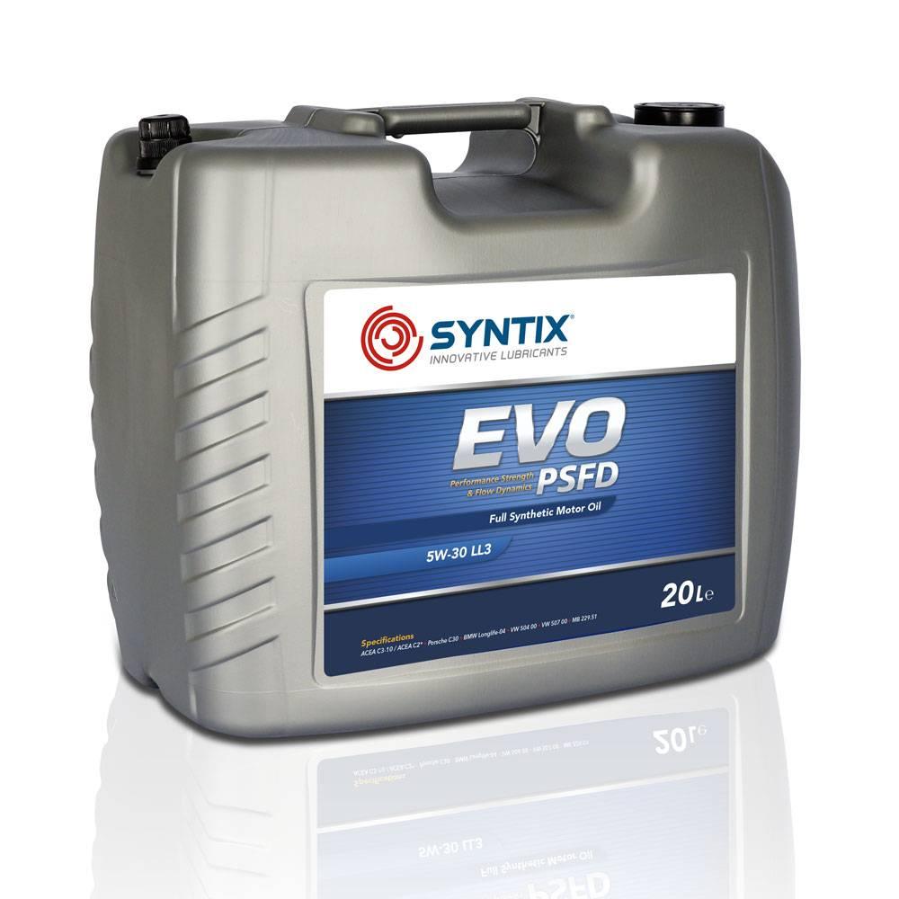 SYNTIX EVO 5W30 LL3 (20liter)