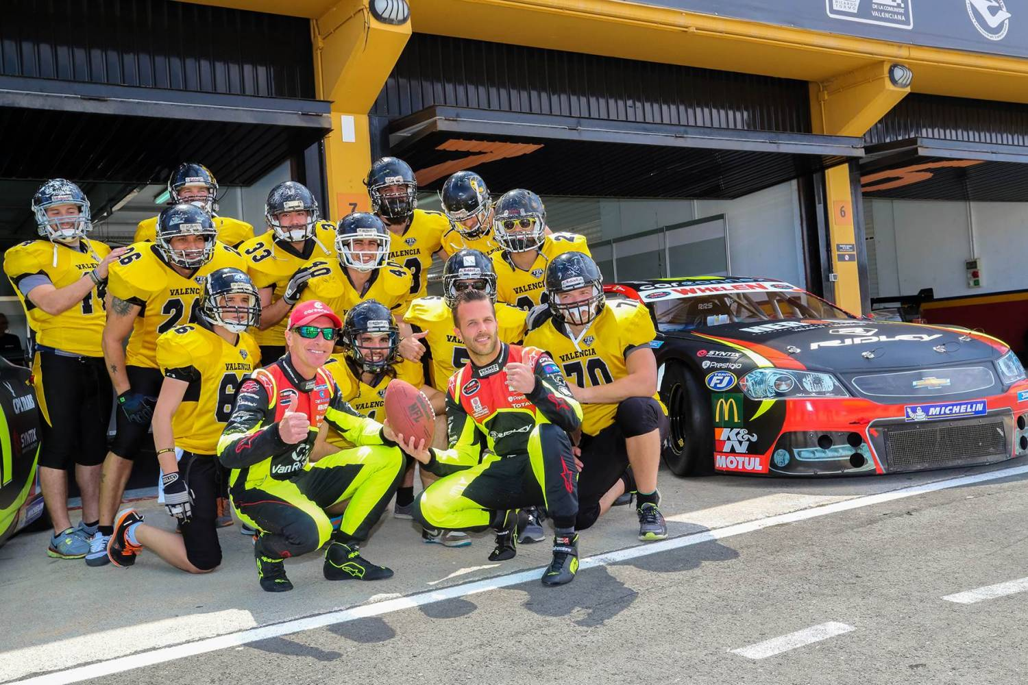 PK Carsport: overwinning in Valencia