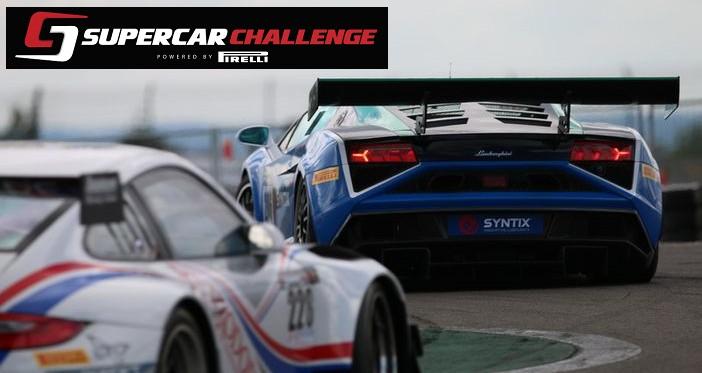 de Supercar Challenge en SYNTIX