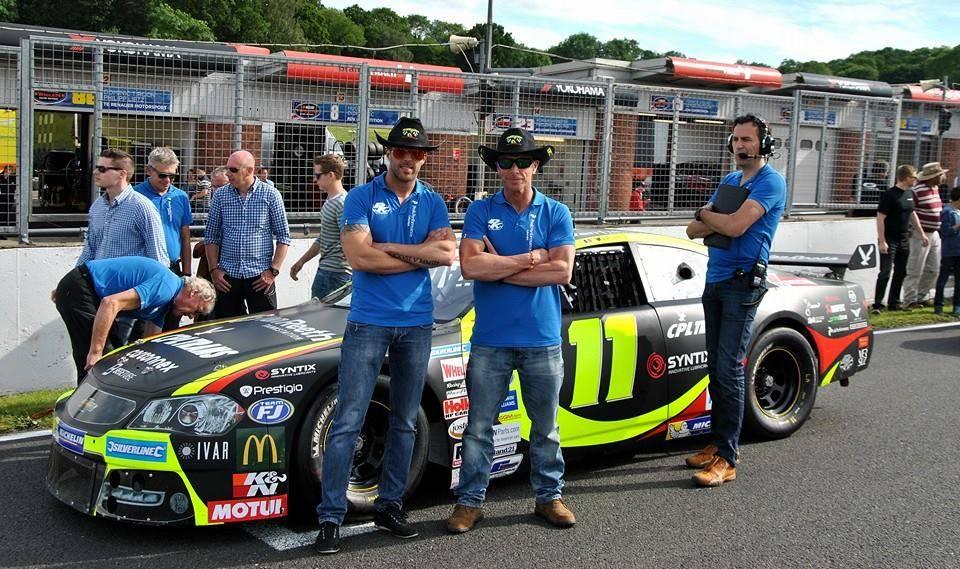 NASCAR EURO: PK Carsport leider kampioenschap