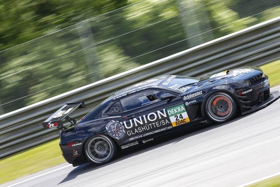 Succes for SeRaNi Camaro GT3