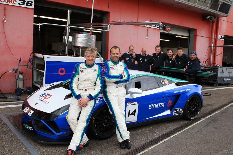 Supercar Challenge: terugblik NSC Motorsports