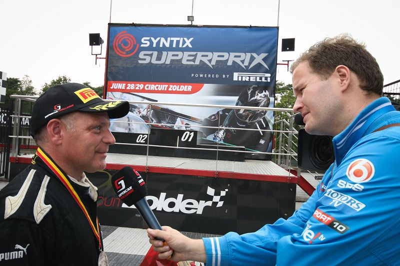 Video: Supercar Challenge Syntix Superprix
