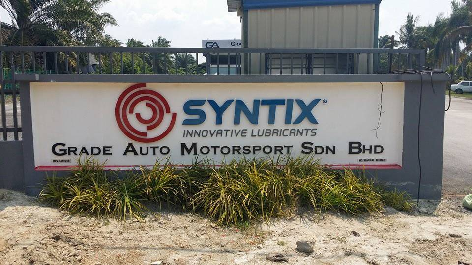 Syntix Malaysia: Grade Auto Motorsport