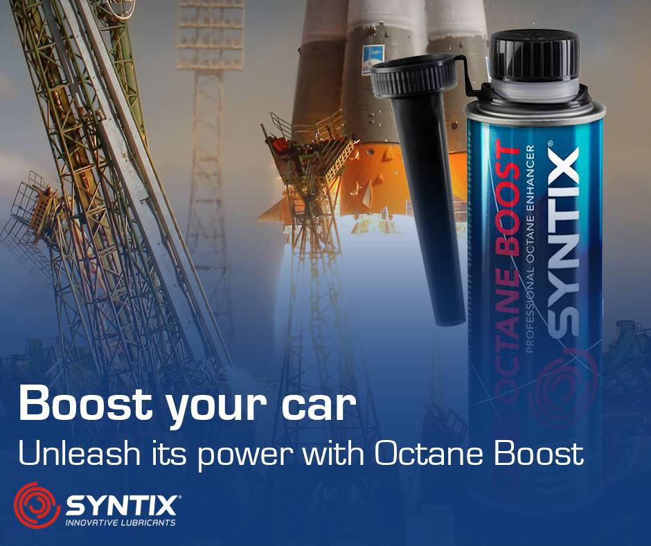 Unleash the power of your car with our Octane Boost