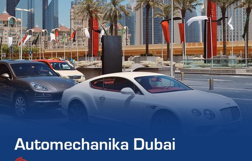 Dubai is waiting for you!