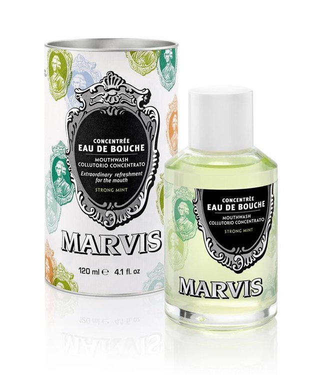 Marvis Mondwater Strong Mint