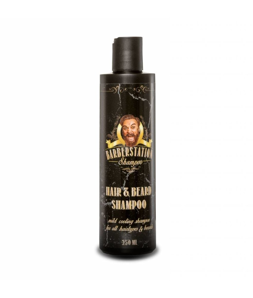 Barberstation Hair & Beard Shampoo