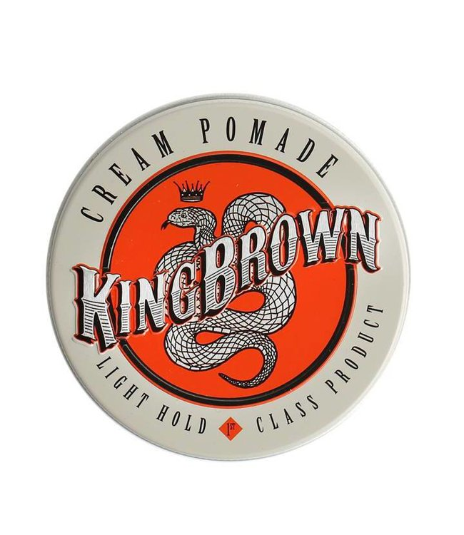 King Brown Cream Pomade