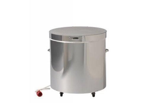 Brennofen Primus 90 - 400 V - 7200 W mit Rollen