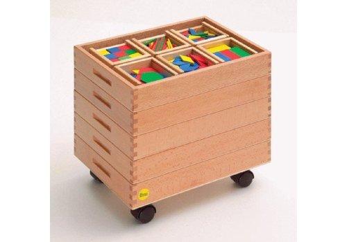 Dusyma Mobiler Lern- und Spielwagen
