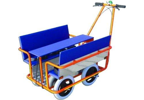 Krippenwagen Klassik 6 Sitzer