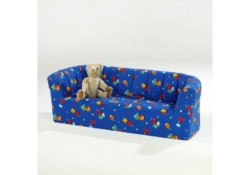 Weichelt Kinder-Dreisitzer-Sofa BxHxT: 160 x 50 x 60 cm Sitzhöhe 27 cm
