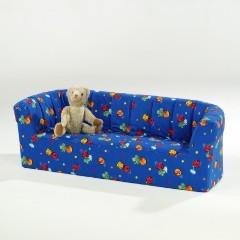 hort dreisitzer sofa bxhxt 190 x 60 x 60 cm sitzh he 37 cm elementarbereich roth e k. Black Bedroom Furniture Sets. Home Design Ideas