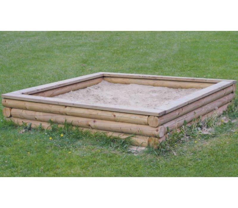 sandkasten gro ohne sitzbohle douglasie l rche ph33 002 1 elementarbereich roth e k. Black Bedroom Furniture Sets. Home Design Ideas