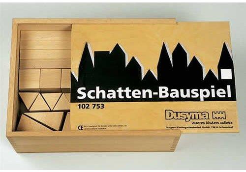 Dusyma Schatten-Bauspiel + Karten Set neuer Vorlagen