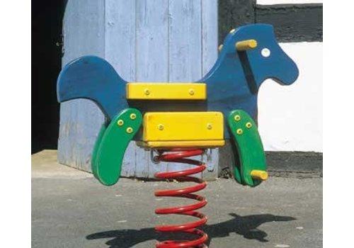 Pferd Federspielgerät