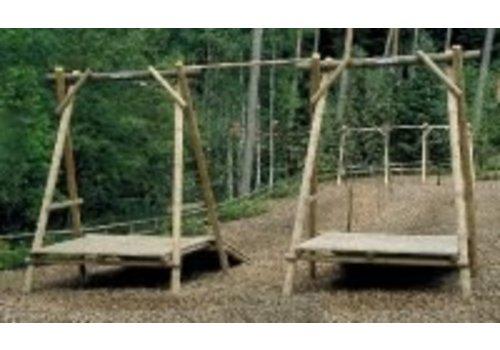 Große Seilbahn mit Rampe Länge bis 30 m PH11-042
