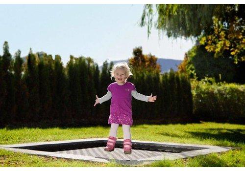 Kids Tramp Playground gross eckig - Eurotramp Trampolin