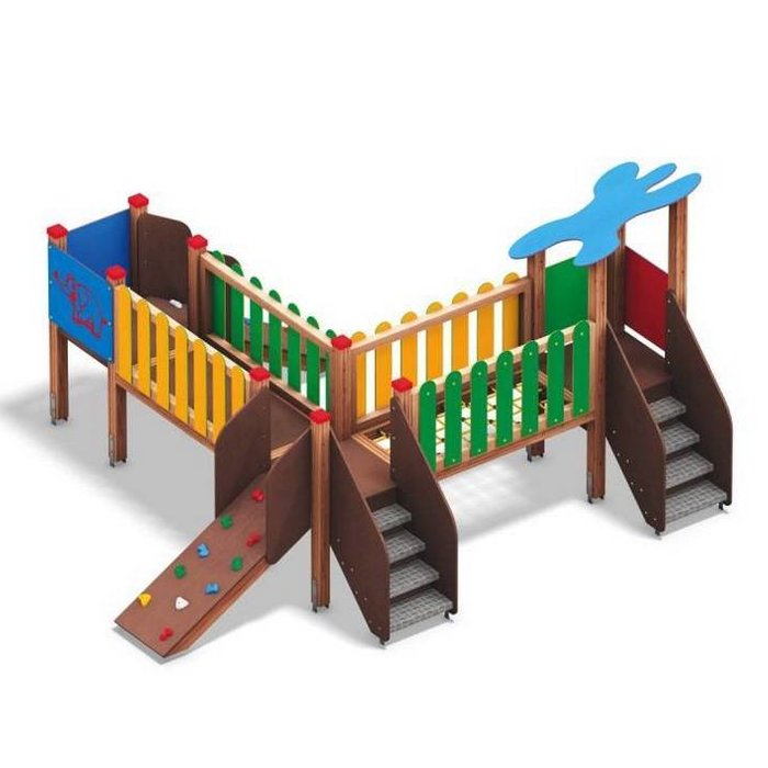 Spielanlagen, Turmkombis