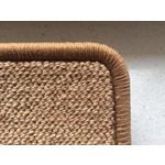 Ketteln der Naturteppiche Bau- und Spielteppich Art-Nr. O_555+Farbnummer